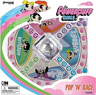Powerpuff Girls Pop 'N' Race