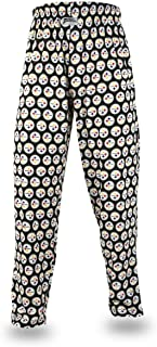 Men's Officially Licensed NFL Print Team Logo Comfy Pants