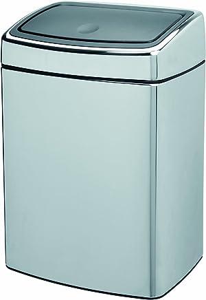 Touch Bin®触式卫生桶10L方形(Brabantia-477201)