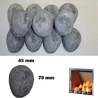 Amazon.es: piedra para chimeneas
