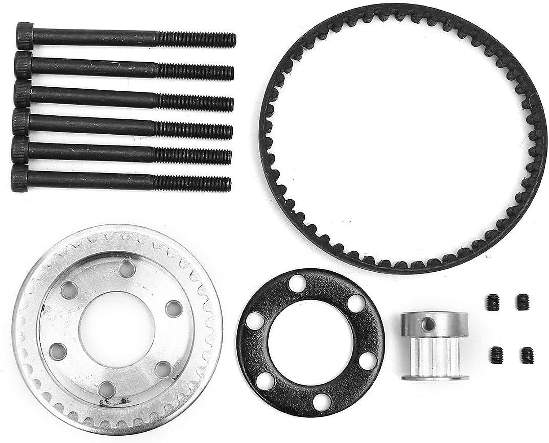 FidgetGear Pulleys and Motor Mount DIY Parts Kit for 83 90 97MM Wheels
