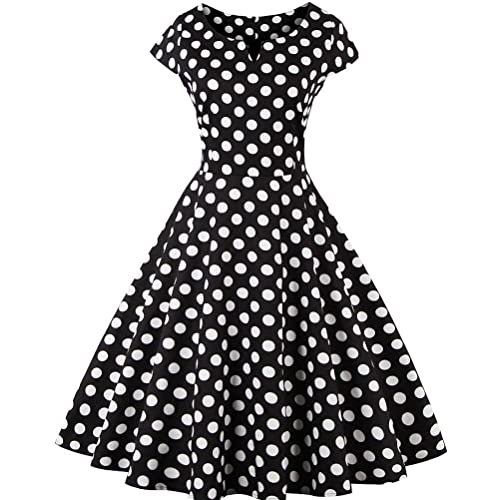 Black And White Dress With Sleeves Amazon