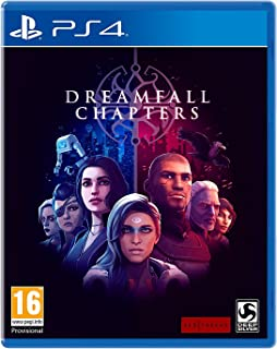Dreamfall Chapters - Playstation 4 PS4