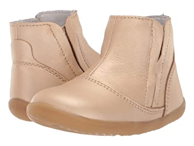 Bobux Kids Step Up Shire Merino Lined Winter Boot (Infant/Toddler) (Gold) Kid
