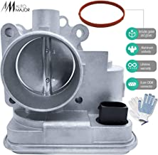 Electronic Throttle Body Assembly 04891735AC - Fuel Injection Throttle Body with IAC TPS - Best Fits Vehicles DODGE Caliber, Avenger, Journey, JEEP Compass, Patriot, CHRYSLER 2007-2017 1.8L 2.0L 2.4L