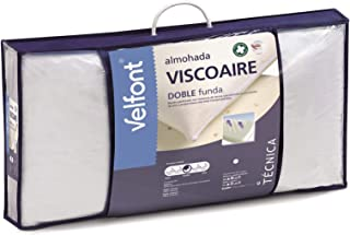 Velfont - Almohada Viscoire Velfont 40 x 75 cm.