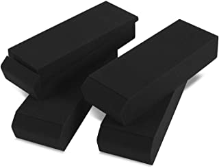 Sound Addicted - Studio Monitor Isolation Pads, Reduce Speaker Vibrations and Fits Most Stands - 2 Pair   SMPads