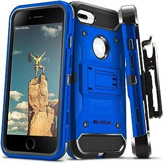 iPhone 7 Plus/iPhone 6 Plus Case, Evocel [Trio Pro Series] Textured Body, Multiple Layers, Kickstand for iPhone 7 Plus/iPhone 6 Plus/iPhone 6s Plus (5.5