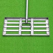 Gazon Leveler, Golf Garden Gazon Horizontaal Gazon, Heavy-duty Gazon Leveling Tool met grote capaciteit Golfuitrusting