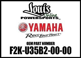 Yamaha 2012 AR210 SX210 St Backrest Front F2K-U35B2-00-00 New OEM