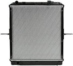 Radiator - Cooling Direct For/Fit 8087 04-10 Chevrolet GMC W-Series Truck Isuzu NPR 5.2L Diesel Plastic Tank Aluminum Core
