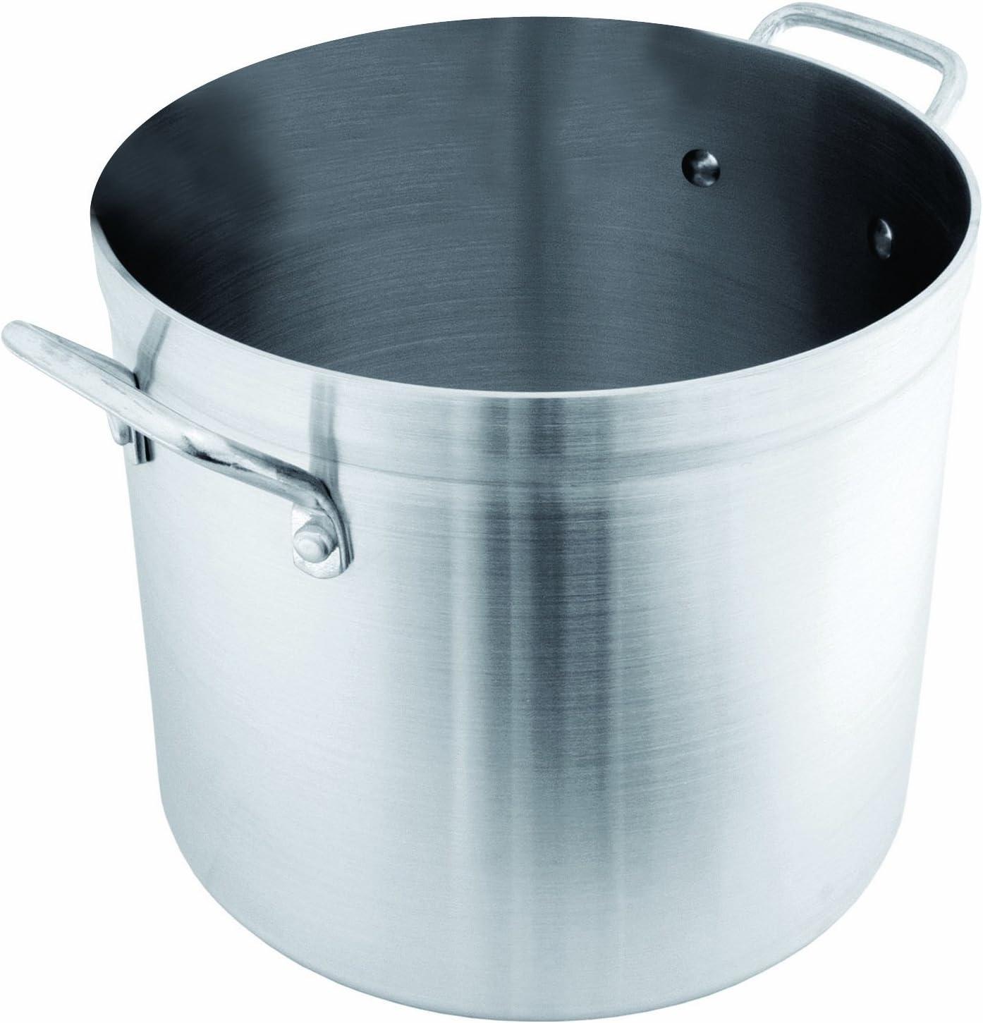 Crestware 16-Quart Our shop most popular Aluminum Stock Finally popular brand Pot