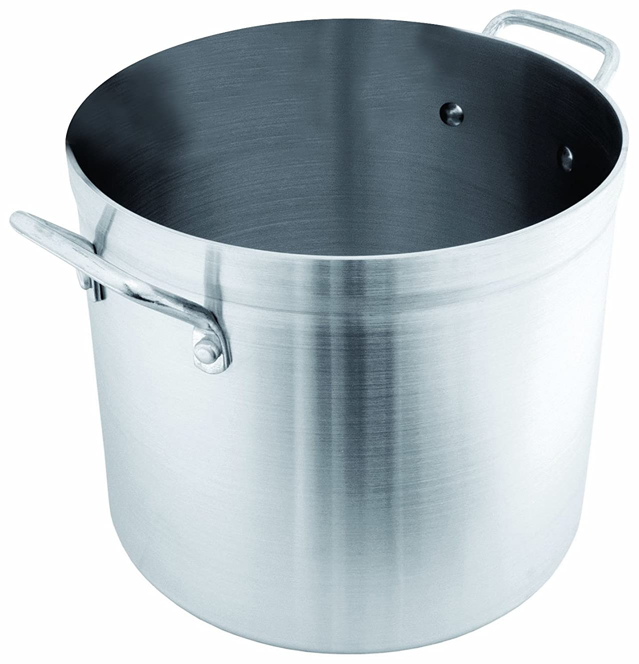 Crestware POT24 24-Quart Aluminum Stock Pot