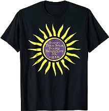 Bryson City NC Total Solar Eclipse Shirt, Aug. 21 Sun Tee