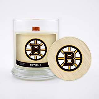 Cotton Candy Worthy Promo NHL Tampa Bay Lightning 8 oz Candle