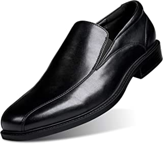 GM GOLAIMAN Men's Formal Leather Dress Shoes Slip-On Loafer