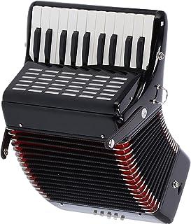 Akordeon fortepianowy, 22-klawiszowy 8-basowy akordeon Łatwy w użyciu dla rodziny w szkole