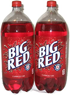 c2488cb3163d3 Big Red soda 2 liter pack of 2 two
