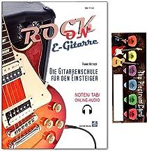 Frank Hüther - Guitarra eléctrica (partituras, TAB/audio online)