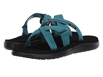 Teva Voya Slide (Deep Lake) Women
