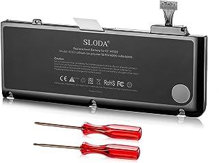 SLODA Batería de Repuesto de Portátil para Macbook Pro 13