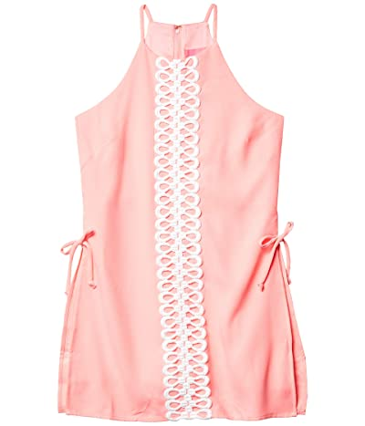 Lilly Pulitzer Pearl Romper (Lillys Coral) Women