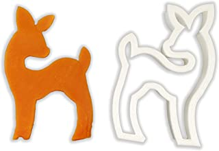 Baby Deer Cookie Cutter - LARGE - 4 Inches