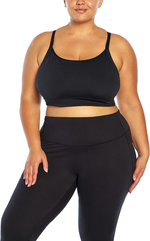 Marika Women's Plus Size Lynn Medium Impact Sports Bra