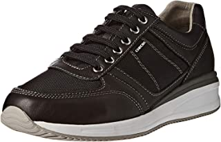 Geox Black Fashion Sneakers For Men