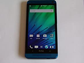 HTC ONE M7 for AT & T - Limited Edition Blue