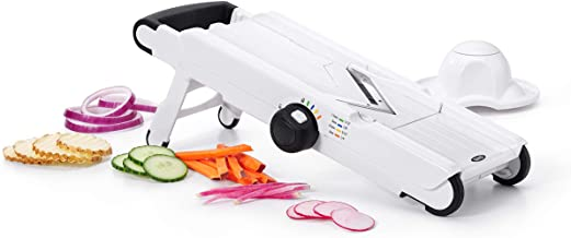 OXO 1155700 Good Grips V-Blade Mandoline Slicer, Set of 1, White