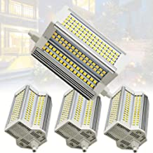 4x 50 W LED 118mm R7S Lamp Halogeen Schijnwerper Vervanging Gloeilamp J118 Double-Ended 4000 k Wit Licht Vervanging 500 w ...