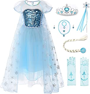 princess sleeves dress