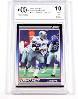 Best 1990 score supplemental emmitt smith Reviews
