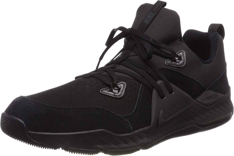 Nike herrar herrar herrar Zoom Train Command Lthr Competition Running skor  billigaste