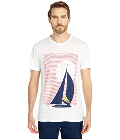 onia Johnny Tee (Off-White) Men