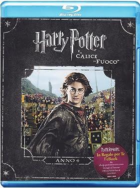 harry potter e il calice di fuoco (blu-ray+e-book) blu_ray Italian Import
