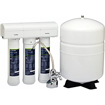 EcoPure ECOP30 Water Filtration System, White