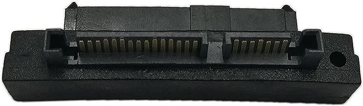 zdyCGTime SAS 22 Pin to 7 Pin + 15 Pin SATA Hard Disk Drive Raid Adapter with 15 Pin Power Port-Right Angle 90 Degree