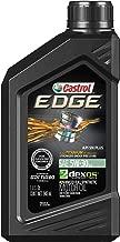 Castrol 06248 EDGE 5W-30 Advanced Full Synthetic Motor Oil, 1 Quart, 6 Pack