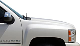 - Spring Steel Internal CORE 13 All-Terrain Flexible Rubber Antenna is Compatible with GMC Sierra 1500 1985-2005 AntennaMastsRus