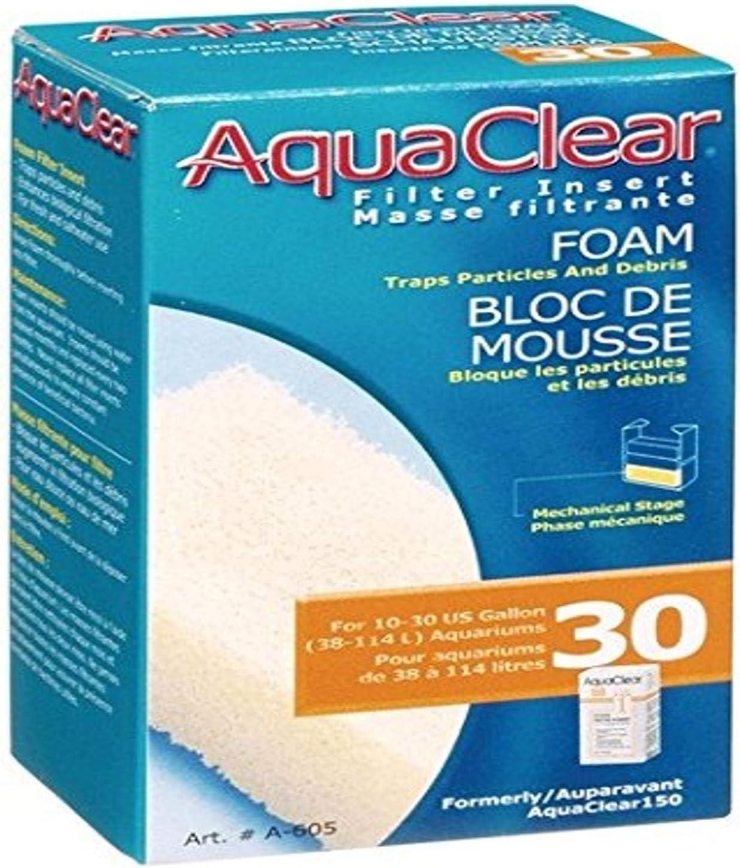 AquaClear 30 Power Filter Replacement Media Aquarium Filter Media