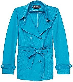 Camomilla Italia Wrap Jacket for Women - Dark Turquoise