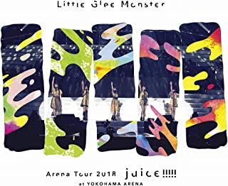 Little Glee Monster Arena Tour 2018 - juice !!!!! - at YOKOHAMA ARENA [DVD]