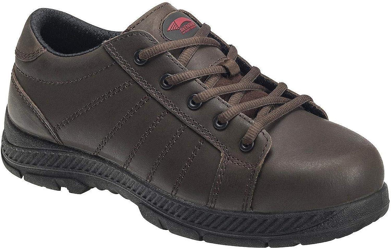 Oxford Brown Steel Toe EH - Footwear  Men's Footwear  Men's Work Boots shoes