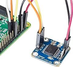 AD Converter ADC0832 - SunFounder 8-bit Serial Analog/Digital Converter Sensor Module for Arduino and Raspberry Pi