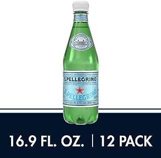 S.Pellegrino Sparkling Natural Mineral Water, 16.9 fl oz. (12 Pack)