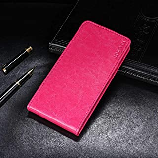 Case for Alcatel Shine Lite, PU Leather Stand Wallet Flip Case Cover for Alcatel Shine Lite,Business Style Phone Protection Shell,The case with Streamlined Design.-YJ17