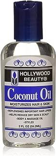 Hollywood Beauty Coconut Oil, 2 Ounce