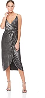 Trendyol A Line Dress for Women - Grey, Size S
